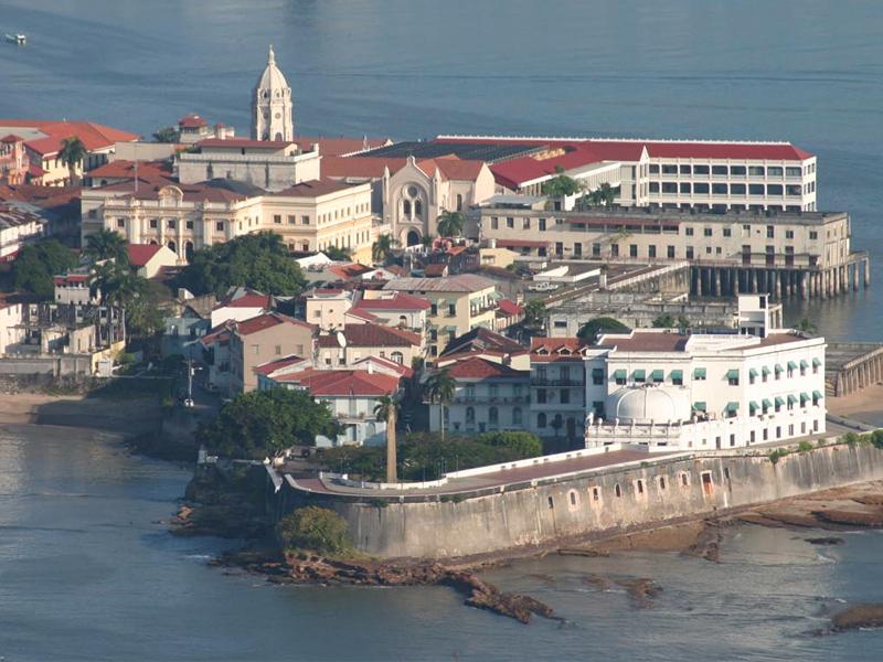 Casco Antiguo, Panamá. Panama. Asistencia médica para turistas y viajeros en Latinoamérica. Medical assistance for tourists and travelers in Latin America.