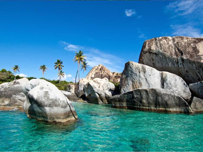 Islas Virgenes. Playas del Caribe. Caribbean beaches. Asistencia médica para turistas y viajeros en Latinoamérica. Medical assistance for tourists and travelers in Latin America.